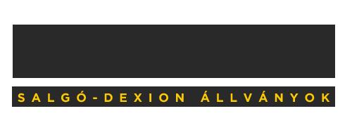 Salgó-Dexion Állványok